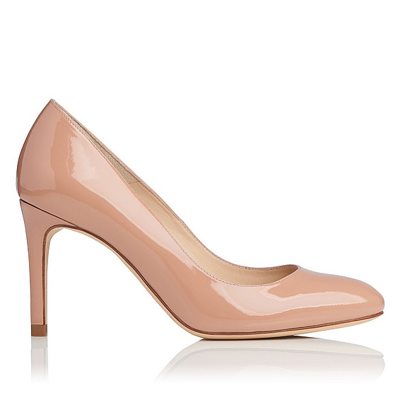 Sasha Fawn Patent Leather £175 Click to visit LK Bennett