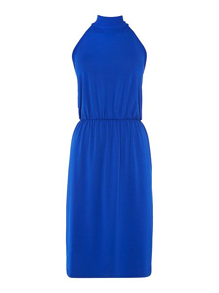 Therapy Harriet High Neck Midi Dress now £17.50 Click to visit House of Fraser