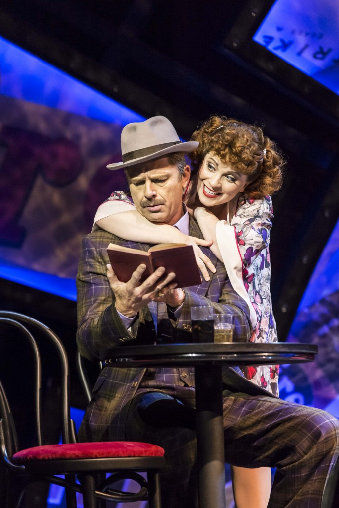 GUYS AND DOLLS, , Music and lyrics - FRANK LOESSER., Book - JO SWERLING and ABE BURROWS, Director Gordan Greenberg, Choreographer - Carlos Acosta, Designer - Peter MaKintosh, TouringProduction, Liverpool, 2016, Credit: Johan Persson/