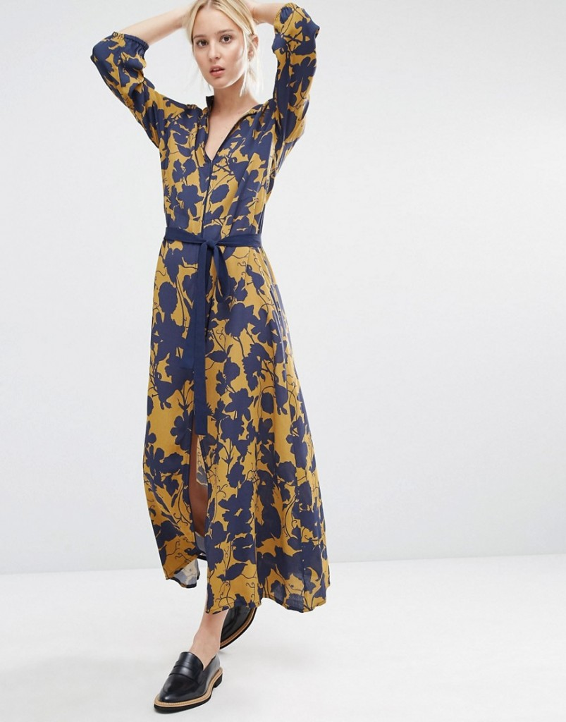 Gestuz Audra Maxi Dress in Floral Print £169.00 Click to visit ASOS