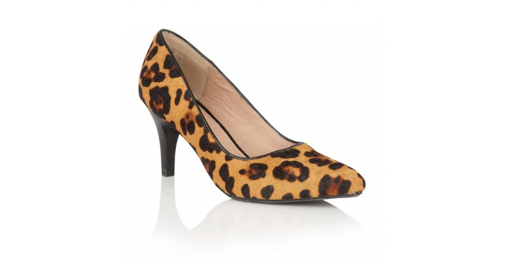 Lotus Lobelia animal print courts £64.99 Click to visit House of Fraser