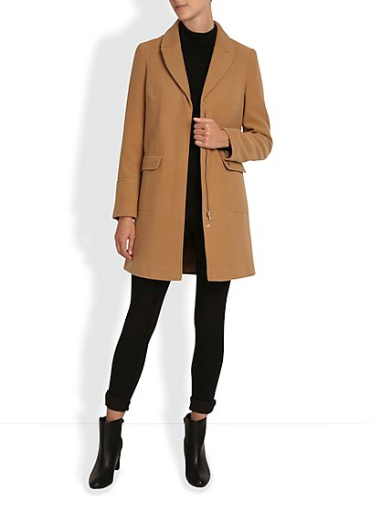 Camel Coat £25 Click to visit Asda George