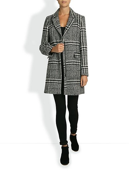 Check Coat £25 Click to visit Asda George