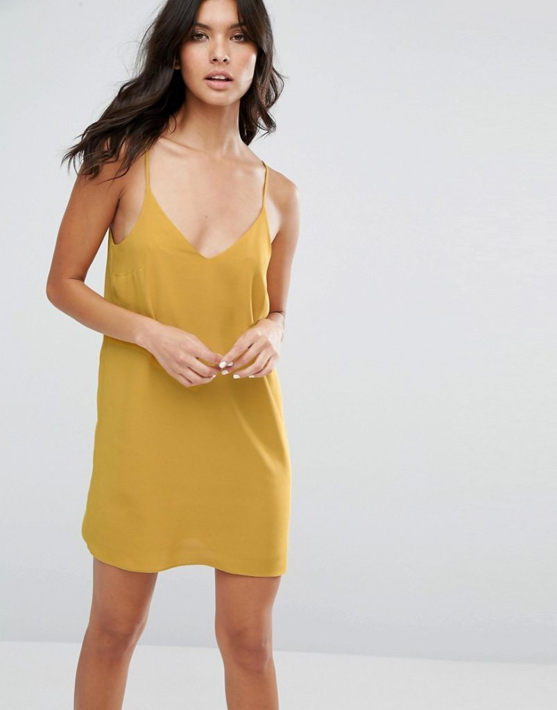 River Island Slip Dress £24.00 Click to visit ASOS