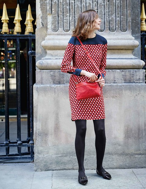 Ursula Dress Was £79.50 Now £63.60 Click to visit Boden