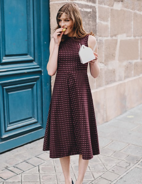 Octavia Dress Was £149.00 Now £119.20 Click to visit Boden