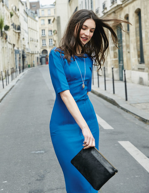 Barbara Ponte Dress Was £89.50 Now £71.60 Click to visit Boden