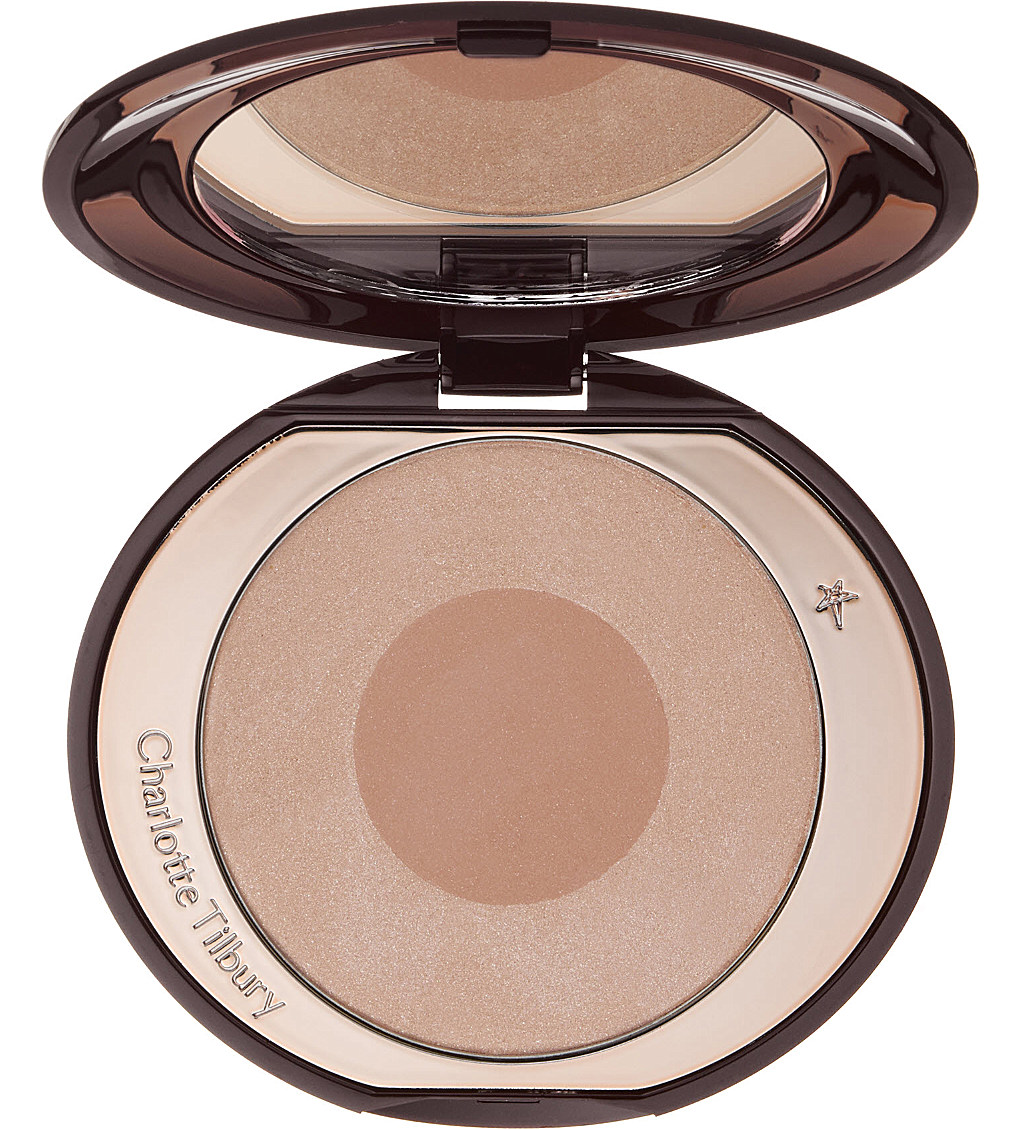 CHARLOTTE TILBURY Cheek to Chic blusher £30.00 Click to visit Selfridges
