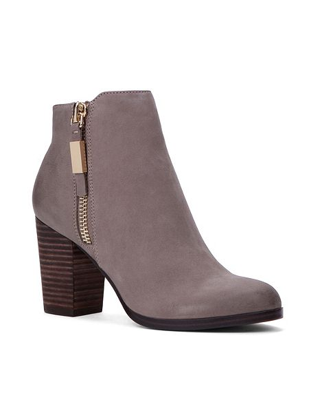 Aldo Mathia stacked heel ankle boots £90 Click to visit House of Fraser