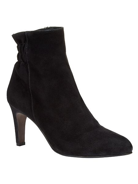 Phase Eight Jenny Ankle Boots £110 Click to visit House of Fraser