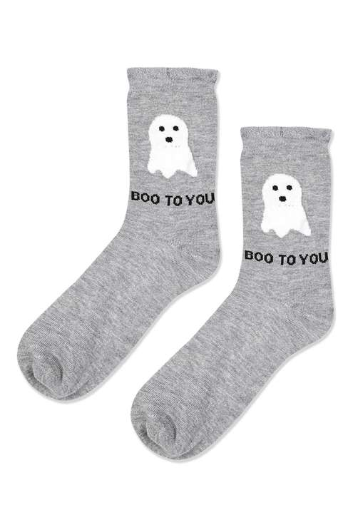 Boo To You Ankle Socks £3.50 Click to visit Topshop