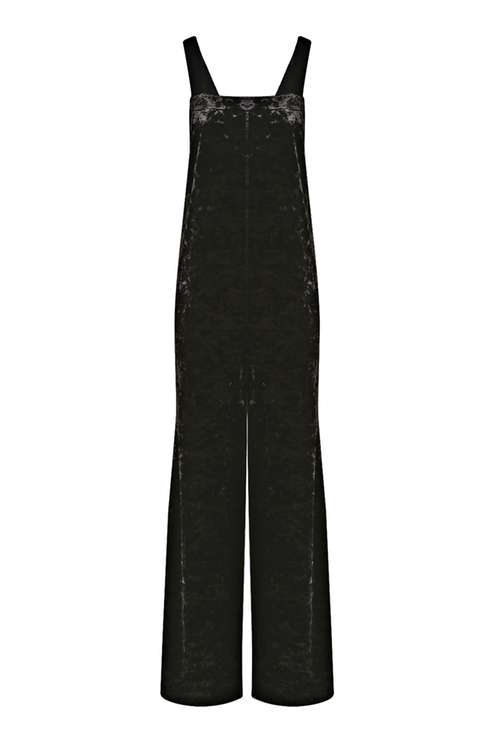 Velvet Slouch Dungaree £59.00 Click to visit Topshop