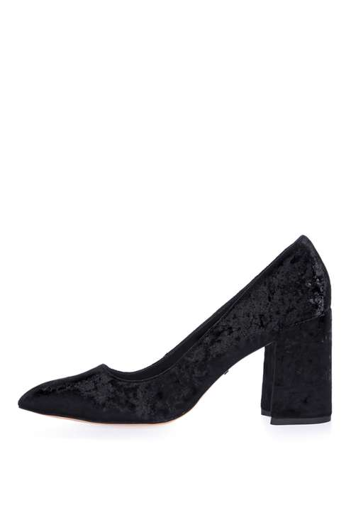 GRAM Flared Heel Shoes £50.00 Click to visit Topshop
