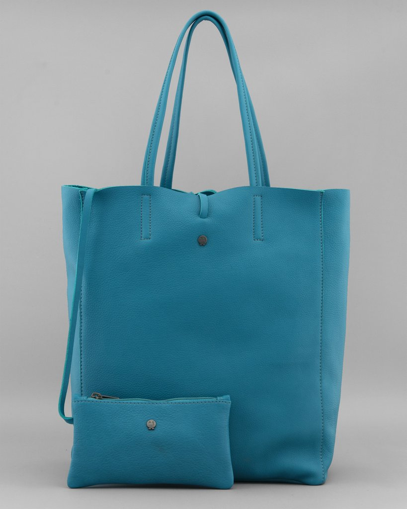 Mariel Scuba Leather Shopper Bag £38.50 GBP Click to visit Yoshi Bags