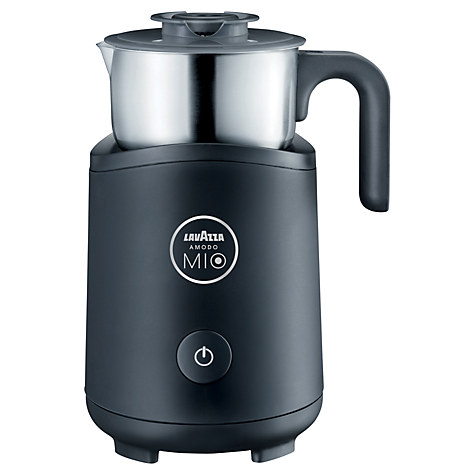 Lavazza Milk Frother, Black £29.95 Click to visit John Lewis