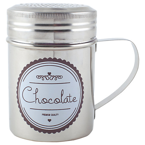 La Cafetiere Cocoa Shake and Stencil Set£10 Click to visit John Lewis