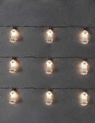 Husky Dog Line Lights £17.50 Click to visit M&S