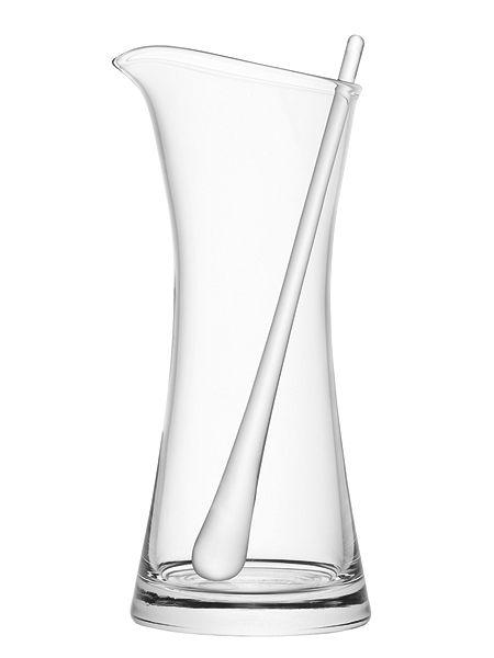 LSA Bar Cocktail Jug & Stirrer 1.2L Clear £36 Click to visit House of Fraser