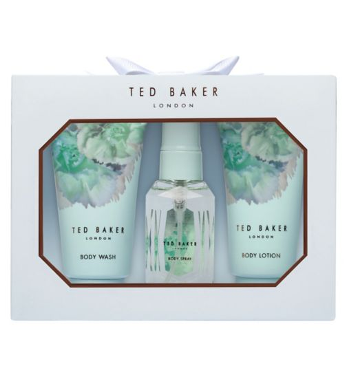 Ted Baker Mini Trio Gift £8.00 Click to visit Boots