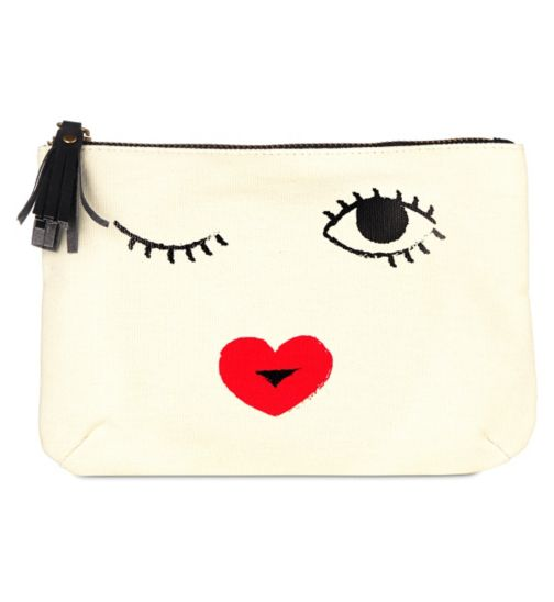 Boots Wink Wink Cosmetics Bag £6 Click to visit Boots