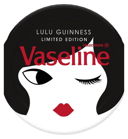 Vaseline Limited Edition Lulu Guinness £2.99 Click to visit Boots