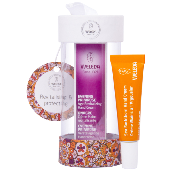 Weleda Mini Evening Primrose and Sea Buckthorn Hand Gift Tube £4.95 Click to visit Beauty Expert