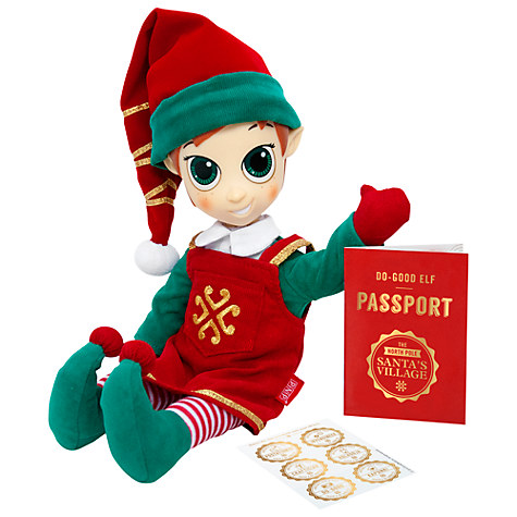 Portable North Pole Girl Elf £16 Click to visit John Lewis