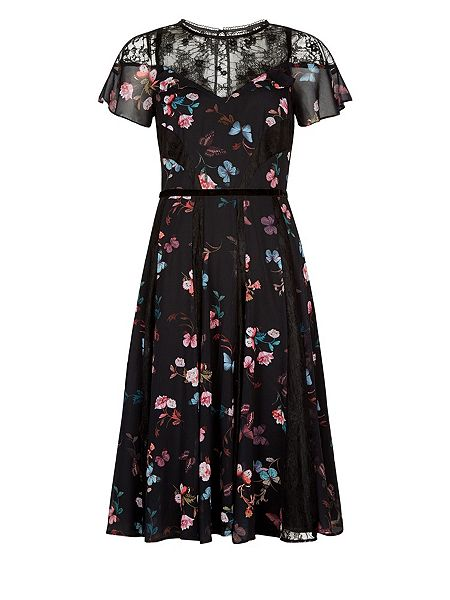 Monsoon Ella Frill Dress £119 Click to visit House of Fraser