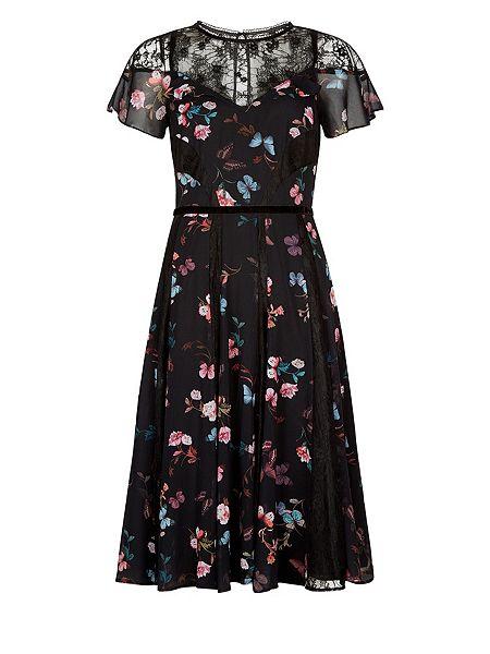 Monsoon Ella Frill Dress £119 Click to visit House of Fraser