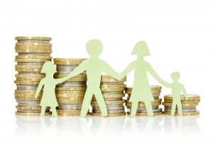 paper-family-and-stacks-of-coins-300x200