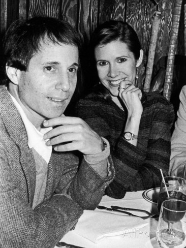 david-mcgough-paul-simon-with-girlfriend-carrie-fisher-at-party-for-fisher-s-dad-singer-eddie-fisher