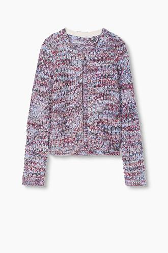 Soft mouliné cardigan £ 55.00 Click to visit Esprit