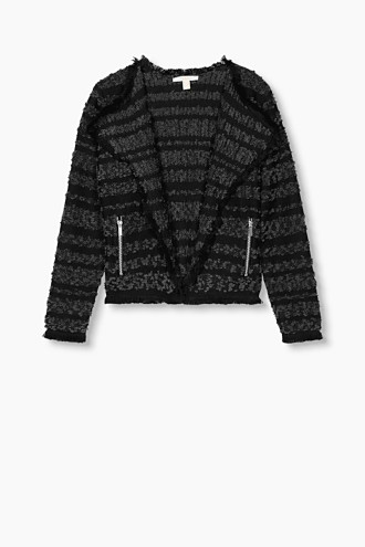 Smart cardigan in effect yarn £ 45.00 Click to visit Esprit