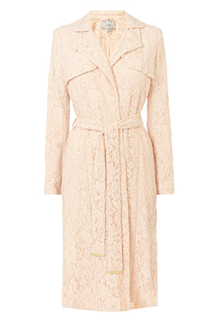 TORTIE LACE COAT £139.00 Click to visit Coast