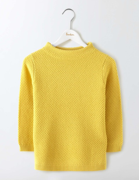 Skye Funnel Neck Jumper £70 Click to visit Boden