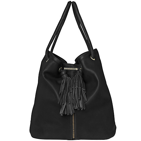 Et DAY Birger et Mikkelsen Nappina Bucket Bag, Black £150 Click to visit John Lewis