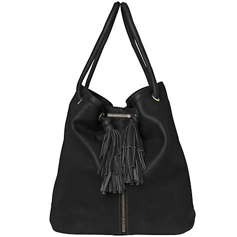 Et DAY Birger et Mikkelsen Nappina Bucket Bag, Black £150 Click to visit John Lewis