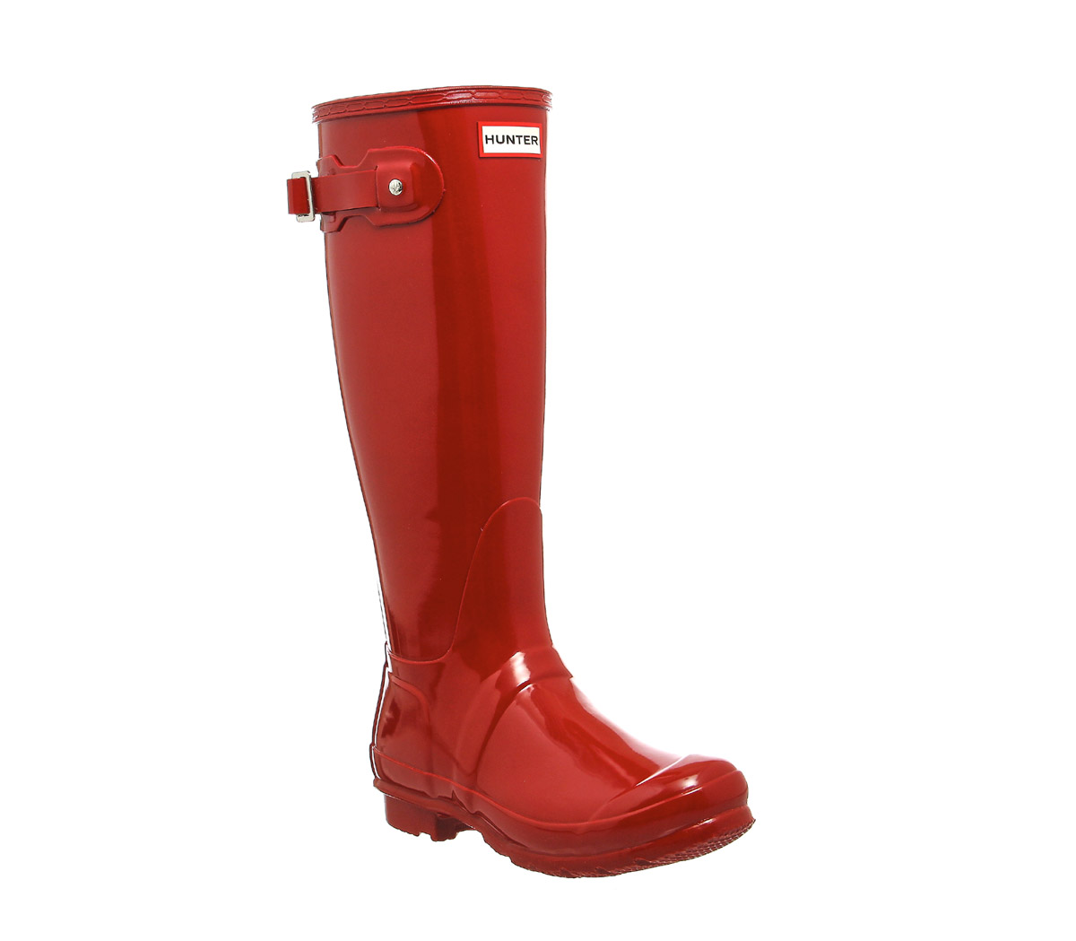 Hunter Hunter Original Welly Military Red £95.00 Click to visit Office