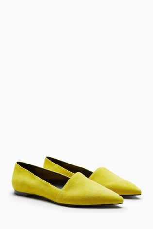 Pointed Slipper Shoes £40 Click to visit Next
