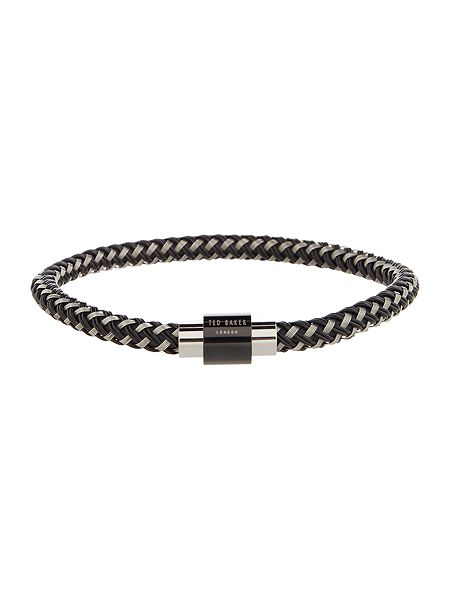 Ted Baker Two Colour Weave Bracelet £39 Click to visit House of Fraser