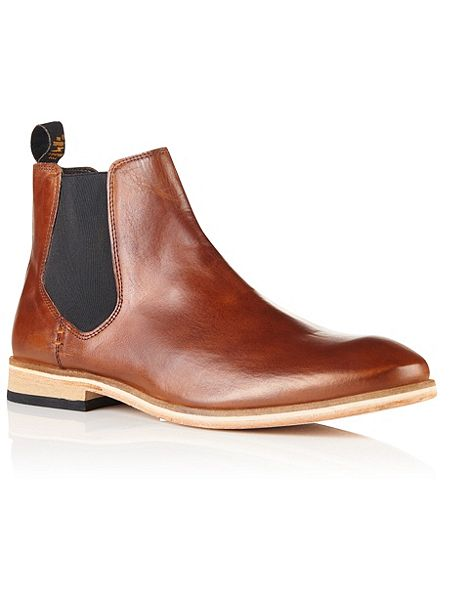 Superdry Meteor Chelsea Leather Boots £59 .99 Click to visit House of Fraser