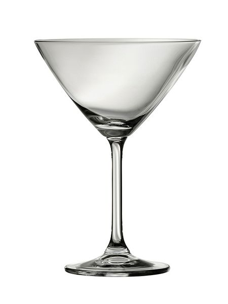 Galway Clarity martini glasses set of 6 £24.95 Click to visit House of Fraser