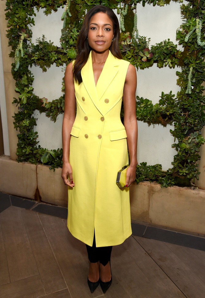 LOS ANGELES, CA - JANUARY 06: Actress Naomie Harris attends the 17th annual AFI Awards at Four Seasons Los Angeles at Beverly Hills on January 6, 2017 in Los Angeles, California. (Photo by Frazer Harrison/Getty Images for AFI)