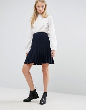 Vila Pleated Skirt £32.00 Click to visit ASOS