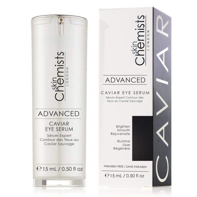 Advanced Caviar Eye Serum £119 Click to visit Skin Chemists