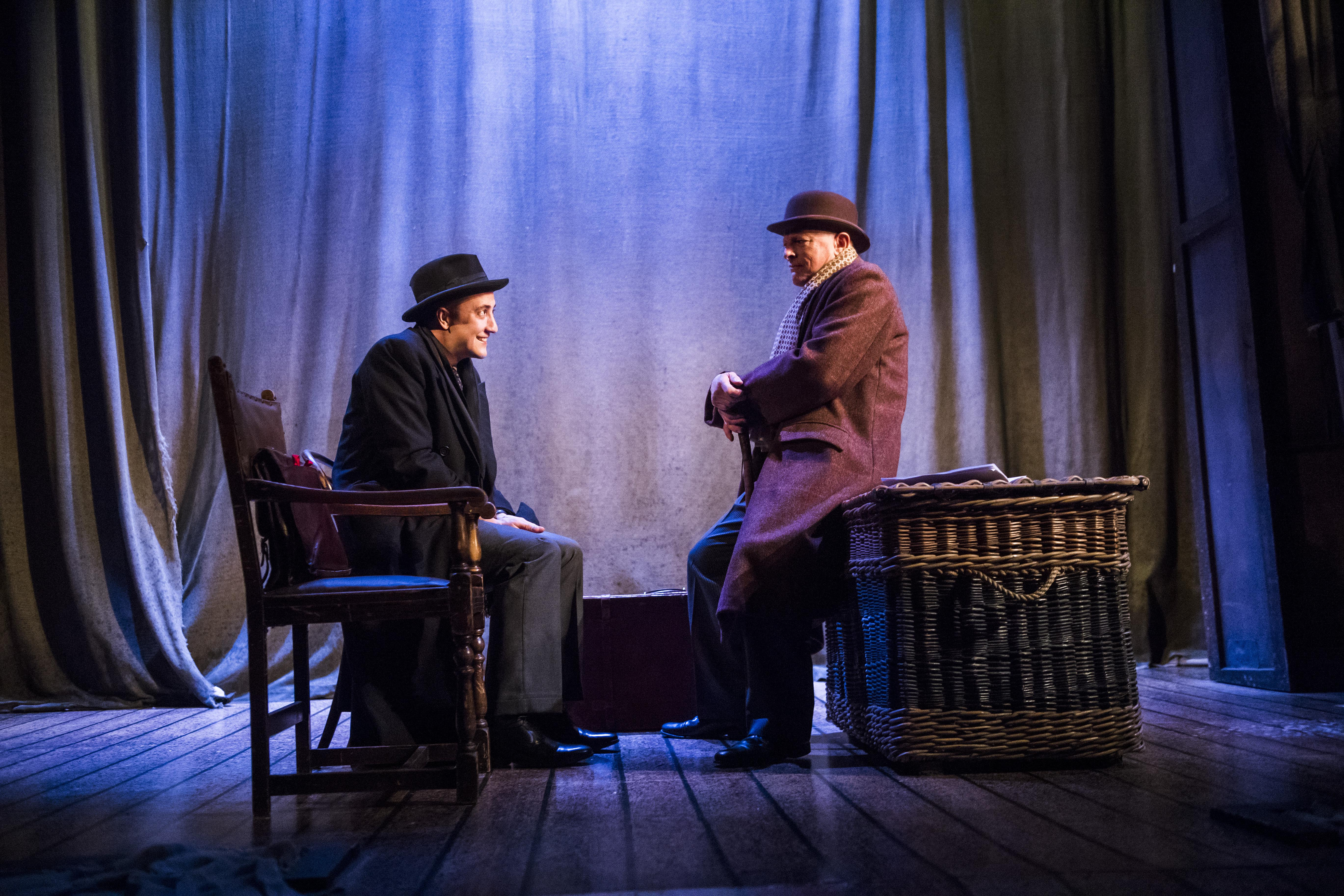 woman in black theatre review essay Read this full essay on the woman in black review my first impression of the fortune theatre was it was a very old victorian building, very small and slightly ragged upon entering it felt very cramped and made you feel claustrophobic.