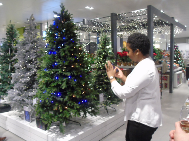 John Lewis Christmas Tree Themes.The Night Before Christmas At John Lewis Birmingham