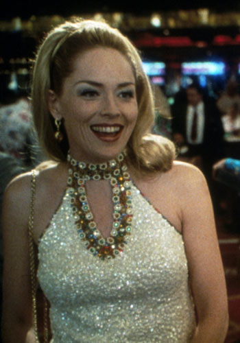 Sharon stone casino dress poker draws outs